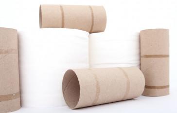 Tissue, Papier und Spender