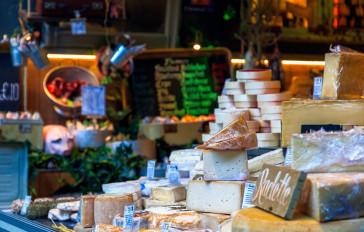 Käse- und Delikatessenverpackung