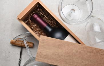 Flaschen-undWeinverpackungen